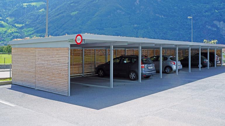 Carport Lösungen carports carport autounterstände robert braun raumsysteme