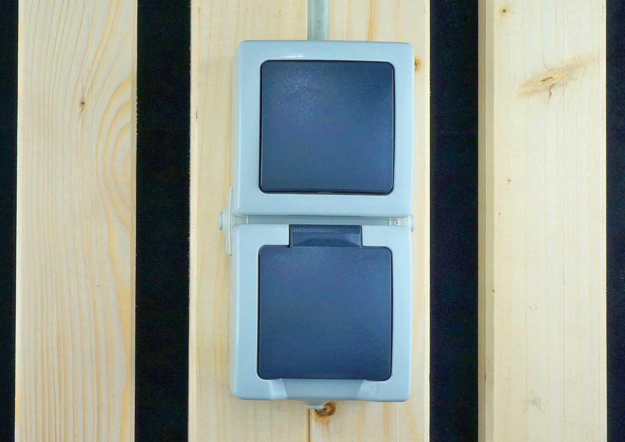 Kellertrennwände und Abtrennungen aus Holz - Robert Braun Raumsysteme