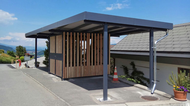 carports carport autounterst nde robert braun raumsysteme. Black Bedroom Furniture Sets. Home Design Ideas