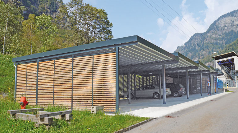 carports carport autounterst nde robert braun raumsysteme. Black Bedroom Furniture Sets. Home Design Ideas